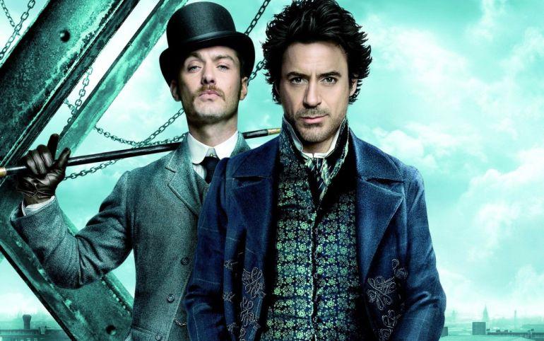 Sherlock Holmes III se estrenará en la Navidad