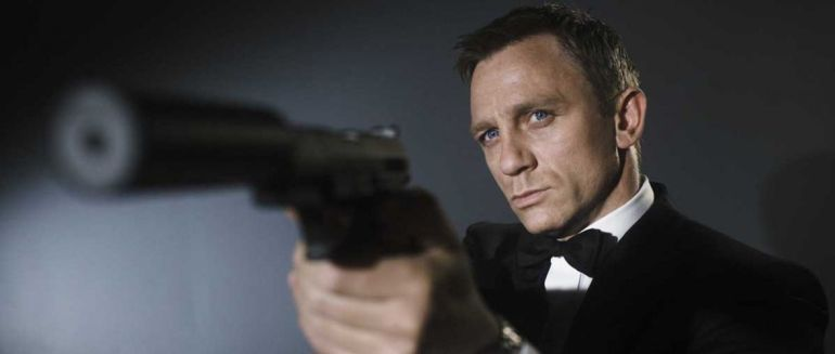 Daniel Craig cobrará varios millones de dólares por interpretar a James Bond