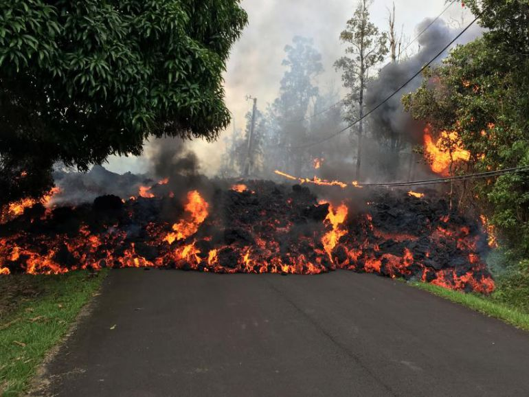 ¿Por qué no se puede controlar la lava?: ¿Por qué no se puede controlar la lava?