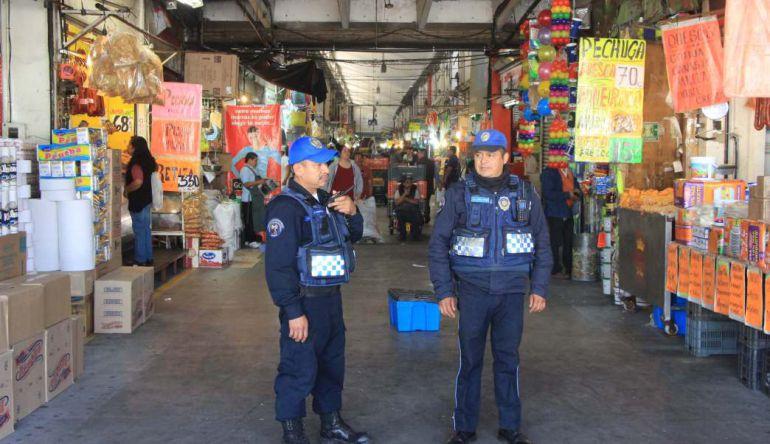 Central de Abastos, policías: SSP toma el control de la Central de Abastos