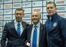 Ricardo Peláez llega comprometido a Cruz Azul