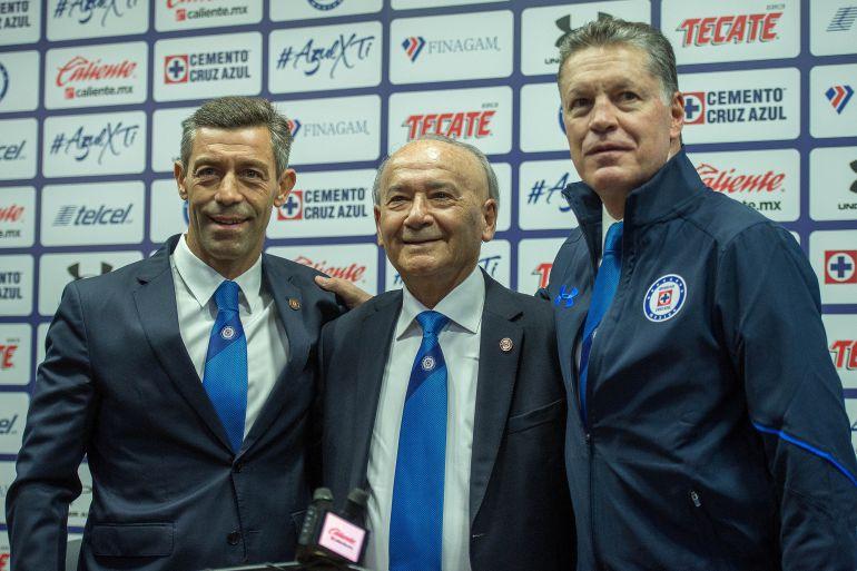 Ricardo Peláez llega comprometido a Cruz Azul: Ricardo Peláez llega comprometido a Cruz Azul