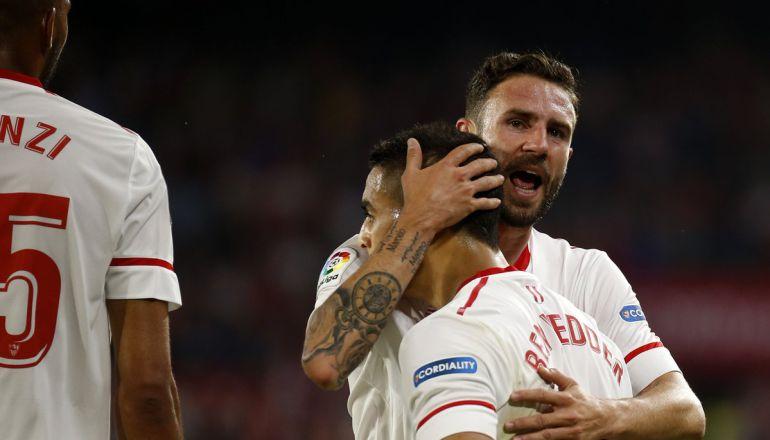 Sevilla y Miguel Layún consiguen la victoria contra el Real Madrid: Miguel Layún consigue la victoria contra el Real Madrid