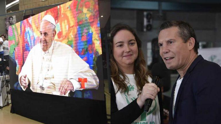 Julio César Chávez convivió con el Papa Francisco: Julio César Chávez convivió con el Papa Francisco