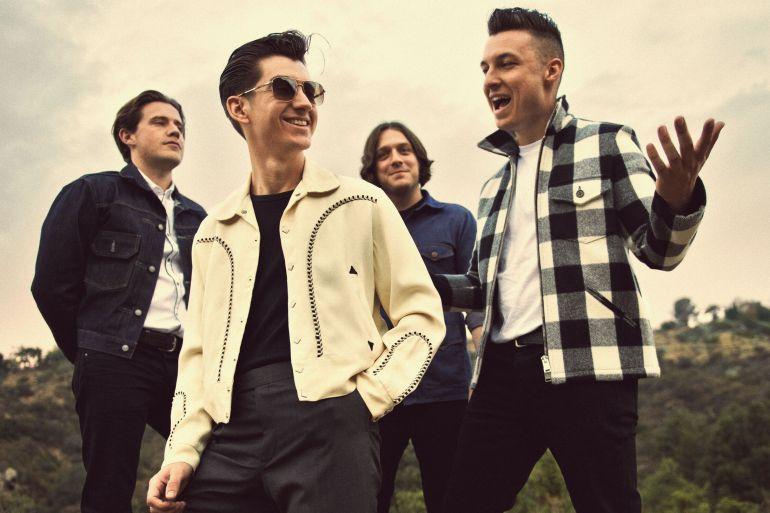 Arctic Monkeys lanza su nuevo disco y se vuelve tendencia: Arctic Monkeys se vuelve tendencia tras presentar su nuevo disco
