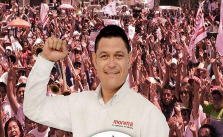 candidato, Morena: Asesinan a candidato de Morena a la alcaldía de Apaseo el Alto, Guanajuato