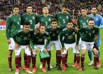 Pre lista de convocados de la Selección Mexicana para Rusia 2018