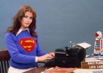 Fallece Margot Kidder, Lois Lane en Superman