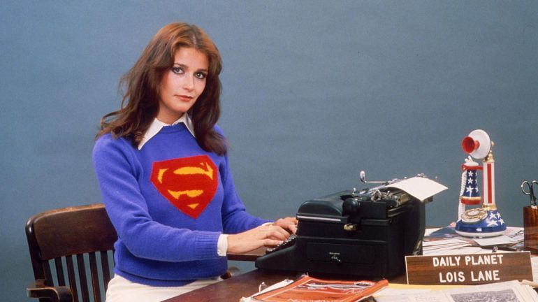 Fallece Margot Kidder, Lois Lane en Superman: Fallece Margot Kidder, Lois Lane en Superman