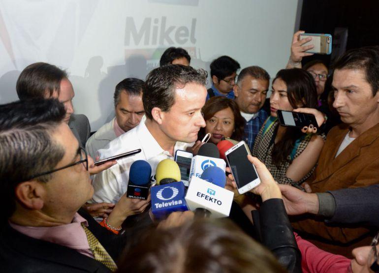 Mikel Arriola, CDMX: Convertir a la CDMX en una ciudad cultural, ofrece Mikel