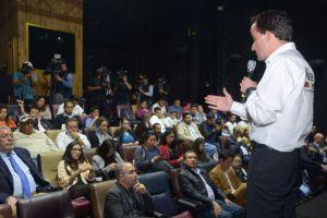 Convertir a la CDMX en una ciudad cultural, ofrece Mikel
