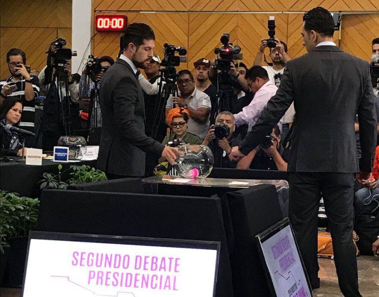 Zavala abrirá el segundo debate presidencial; El Bronco cerrará