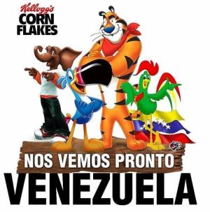 Kellogg's cierra sus puertas en Venezuela: Kellogg's cierra sus puertas en Venezuela