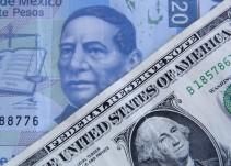 Dólar cierra jornada en más de 20 pesos