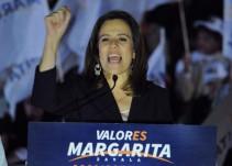Candidatos a la presidencia mandan mensaje a Margarita Zavala