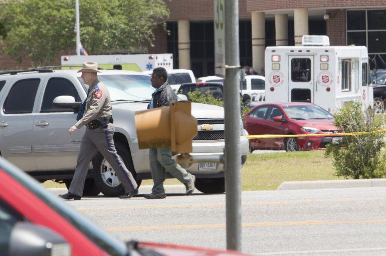 tiroteo, escuela de Texas: Tiroteo en escuela de Texas deja 10 muertos