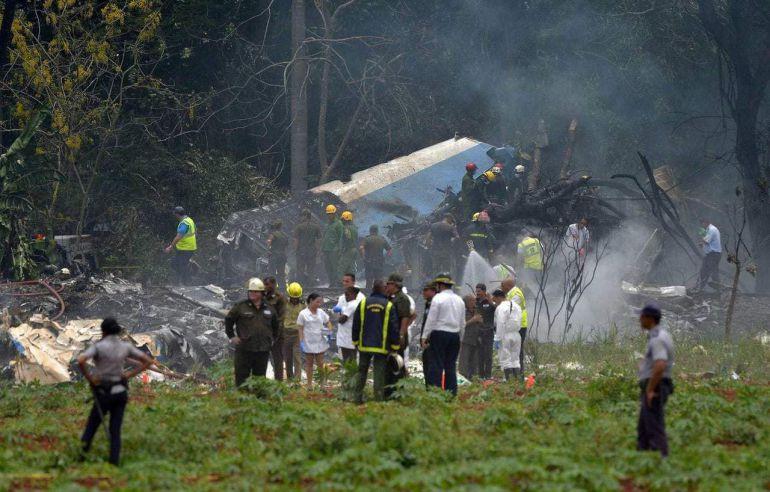mexicanos, accidente aéreo: Embajador en Cuba recibirá a familiares de mexicanos fallecidos