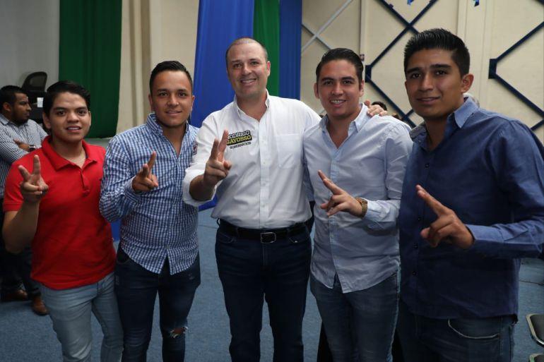 Apoyará Rodrigo Gayosso a jóvenes emprendedores en Morelos