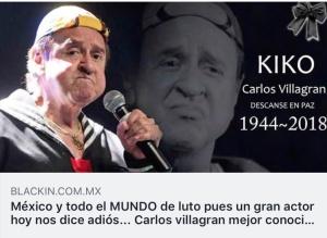 Difunden Noticia Del Fallecimiento De Carlos Villagr N