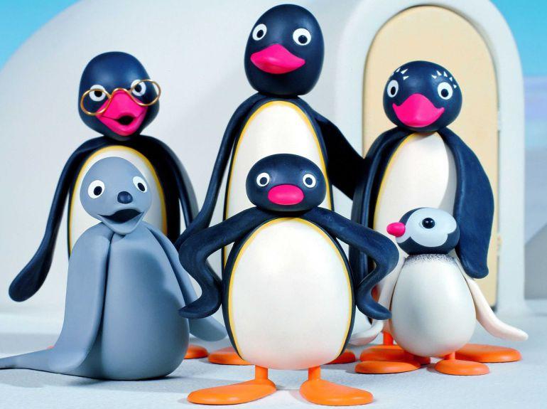 Fallece Tony Wolf, creador de Pingu: Fallece Tony Wolf, creador de Pingu