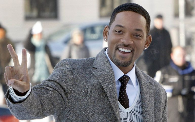 Will Smith cantará el tema oficial de Rusia 2018