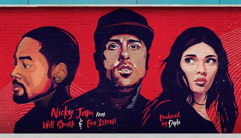 Nicky Jam y Will Smith presentan la canción del Mundial: Nicky Jam y Will Smith presentan la canción del Mundial