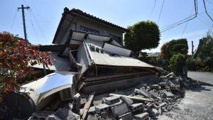 Terremoto en China deja severos daños materiales: Terremoto en China deja severos daños materiales