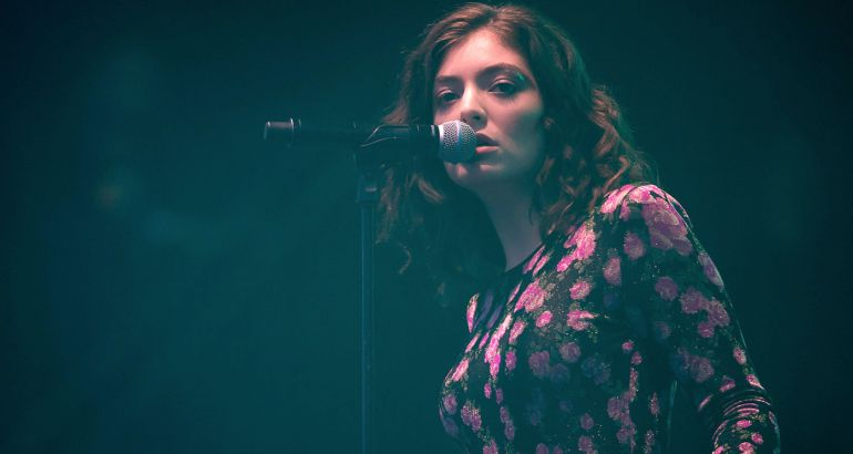 Confirman a Lorde para el Corona Capital 2018