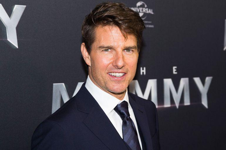 """Tom Cruise confirma la continuación de """"Top Gun"""""""