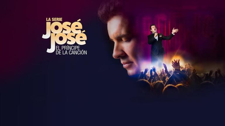 La vida de José José llega a Netflix