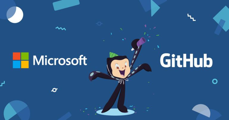 Microsoft compra GitHub por 7 mil 500 mdd: Microsoft compra GitHub por 7 mil 500 mdd