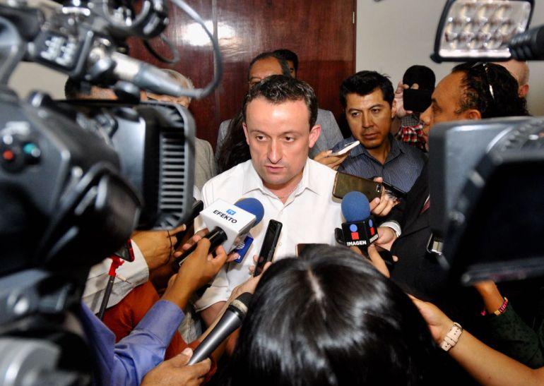Mano firme contra las marchas en la CDMX: Mikel Arriola