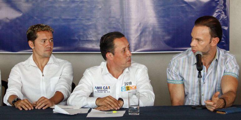 Candidato de Álvaro Obregón promete duplicar infraestructura deportiva