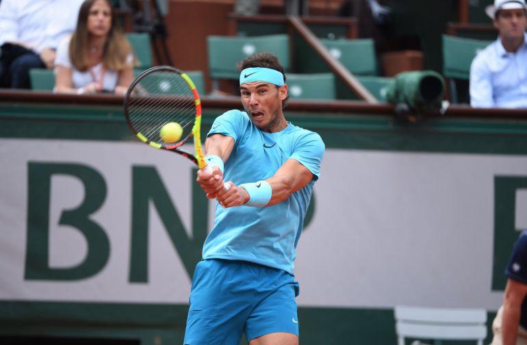 Rafael Nadal en la final de Roland Garros: Rafael Nadal llega a la semifinal de Roland Garros
