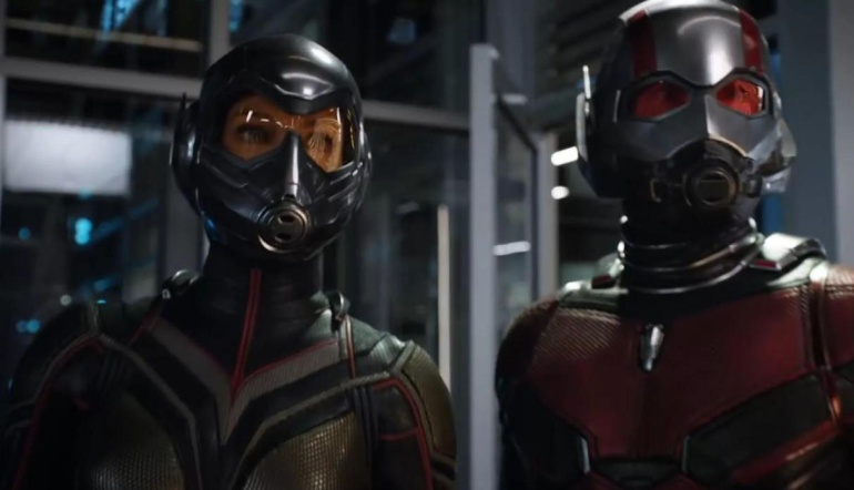 Nuevo poster de Ant Man & The Wasp con Michelle Pfeiffer: Michelle Pfeiffer aparece en el poster de Ant Man & The Whasp