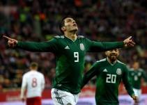 ¡En Vivo! Dinamarca vs México
