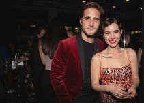 Camila Sodi prefiere escuchar a Diego Boneta