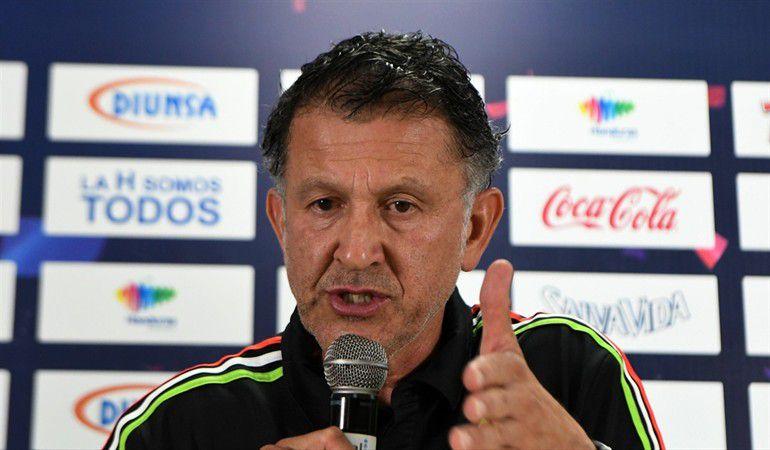 Juan Carlos Osorio ve a México fuerte ante Alemania