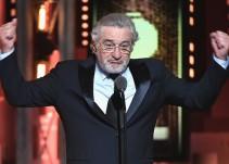Robert De Niro insulta a Donald Trump