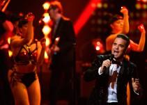 Robbie Williams cantará en la inauguración de Rusia 2018