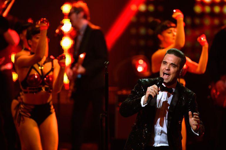 Robbie Williams cantará en la inauguración del Mundial