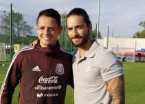Maluma estuvo presente en el entrenamiento de la Selección Mexicana