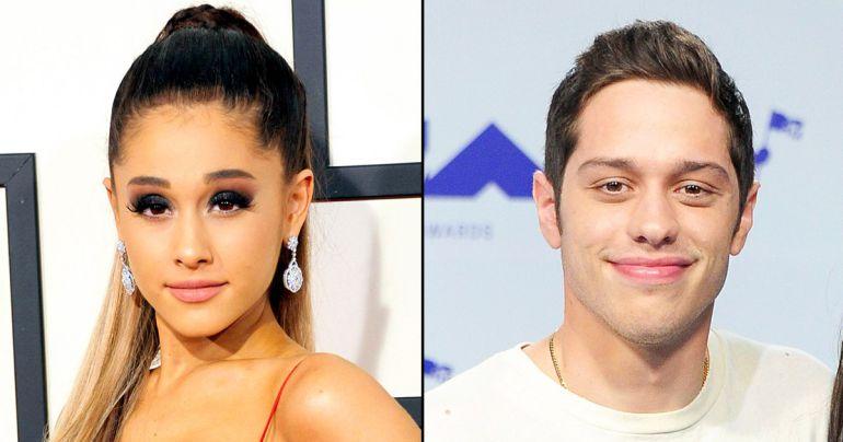Ariana Grande se compromete con Pete Davidson: Ariana Grande se compromete con Pete Davidson