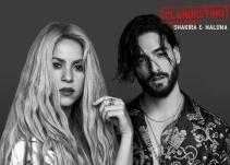 "Shakira y Maluma presentan ""Clandestino"""