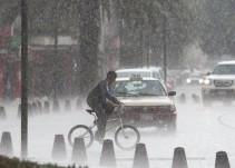 Alerta amarilla por lluvia y granizo en siete delegaciones de la CDMX