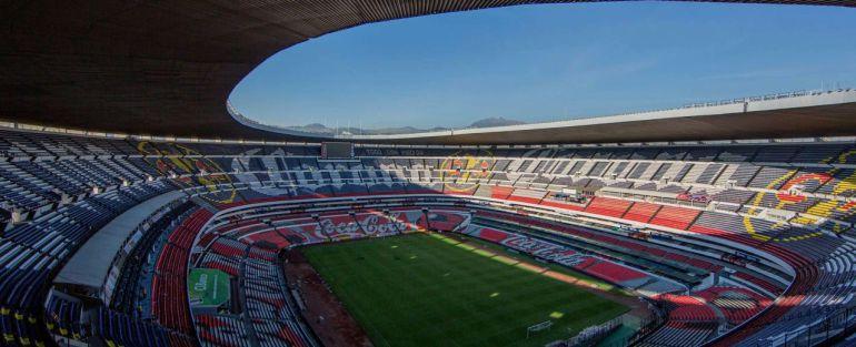 El Estadio Azteca tendrá otro Mundial