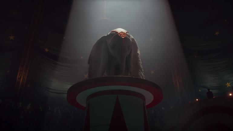 El teaser tráiler de Dumbo te llenará de melancolía