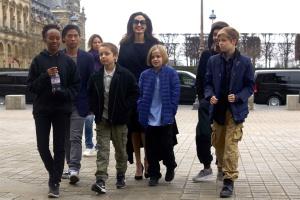 Angelina Jolie podría perder la custodia de sus hijos