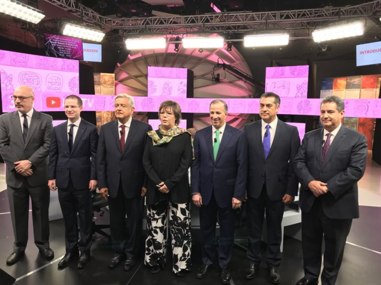 Debate INE, Tercer Debate Presidencial, Elecciones México: Último debate presidencial