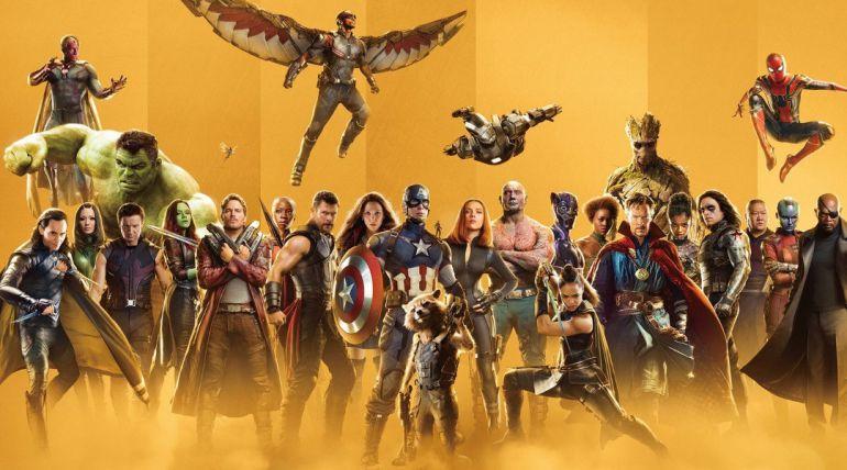 Marvel Studios celebra 10 años de universo cinematográfico: Marvel Studios celebra 10 años de universo cinematográfico